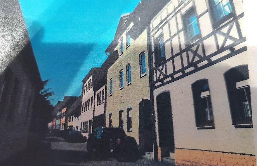 Bad Blankenburg, 3 Fam.Hs.